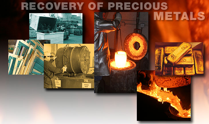 recovery of precious metals